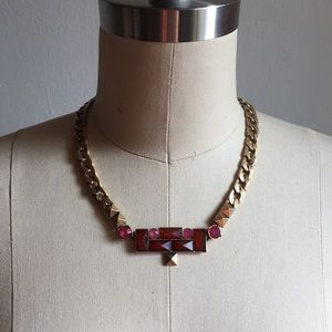 BCBGeneration Gold Tone Necklace